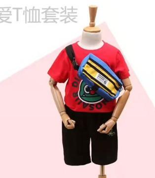 伊顿风尚童装英式装扮 这些T恤值得入手
