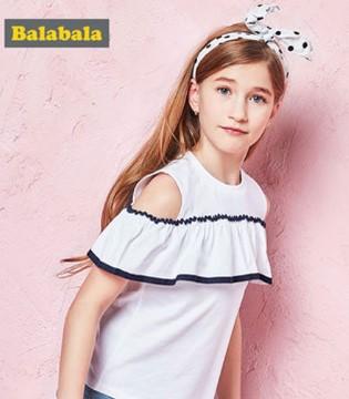 让巴拉巴拉带着宝贝们去寻找夏日里的童趣风情