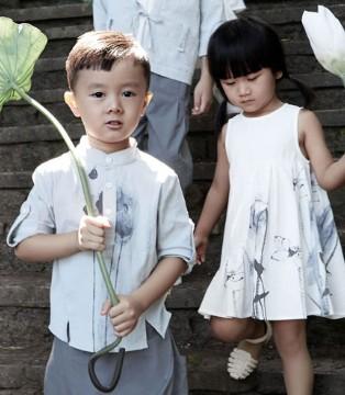 复古风的新解 森虎儿童装的潮流趋势你懂了吗?