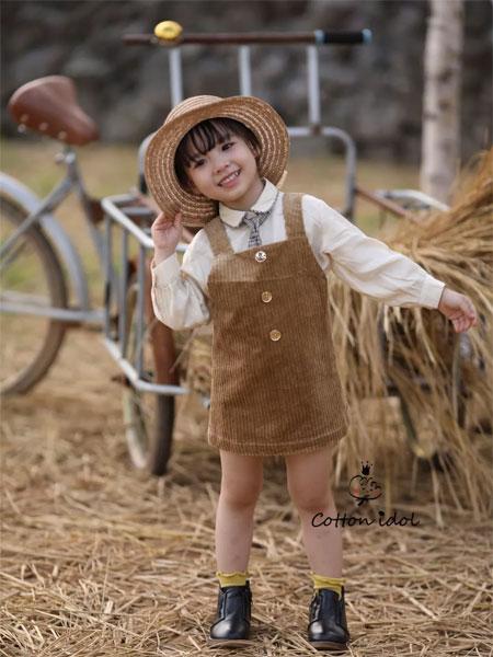 秋装上市 你我相遇在美好的秋天-棉花营行