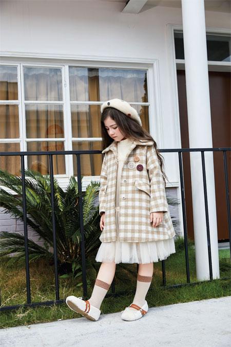 热榜推介 入秋首件外套 我选淘气贝贝新品外套
