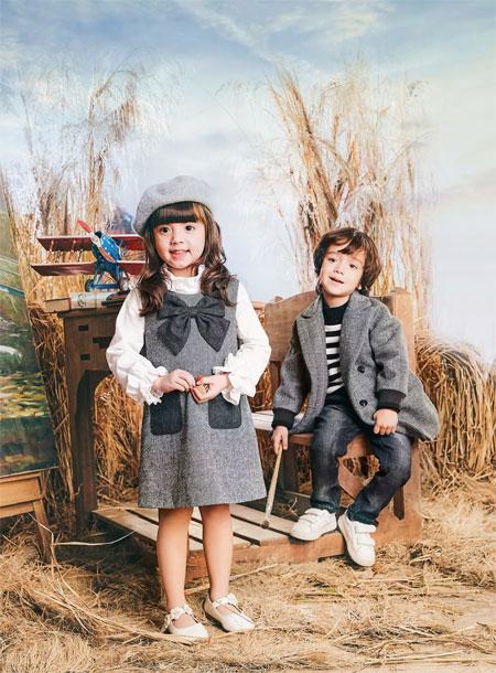 热烈祝贺安歌迪襄阳万达百货3楼童装馆盛大开业