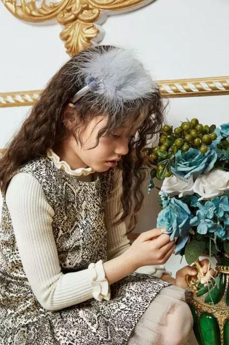 童模招募:2019AW中国国际时装周V-RULES品牌发布会