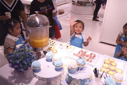 职业体验系列  做一日丽婴房小店长 体验上班的小乐趣