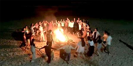 九月伊始 芭乐兔全员同游溪涌悦榕湾度假村 亲如家人