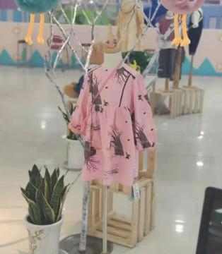 喜报 禾雀童装品牌在临沂分公司东方城盛大开业啦!