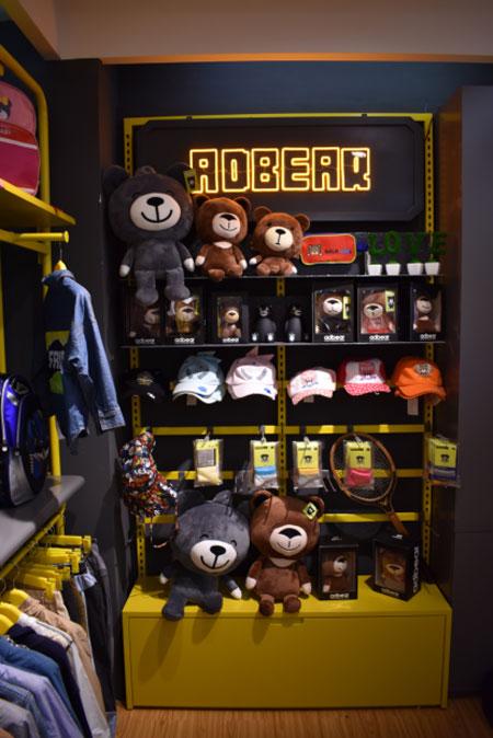 熊心向尚  dbear阿迪熊2020Q1新品订货会