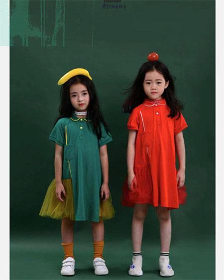 NNE&KIKI童装品牌2020春夏新品发布会诚邀您的莅临!