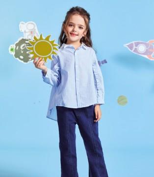 欧布豆童装品牌上新  穿上秋衣去学堂