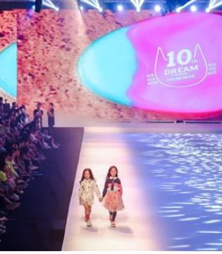 十年打造BXZF小资范 引领儿童时尚潮流