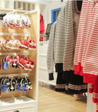 伊顿风尚童装品牌综述 开启品牌实体店的未来