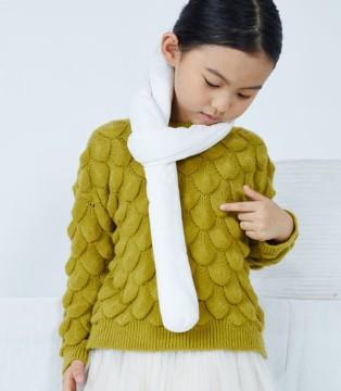 秋冬来袭 籽芽之家童装品牌精致毛衣为你加分