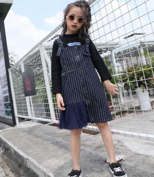 女童优雅套装 2019小公主潮流范就看它们