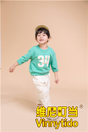 维尼叮当童装代理品牌 拥有更强的市场竞争力