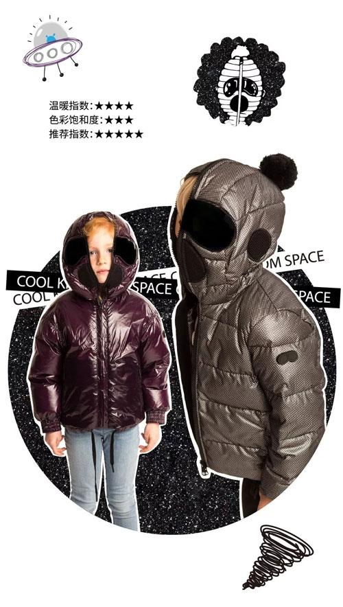 Hello Winter装备总动员 羽绒服系列应对气温低低低