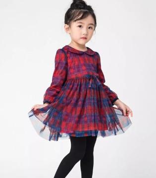 巴柯拉秋季新品 小小人儿如何穿出贵族范?