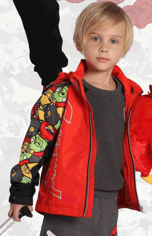 少年别样红!冬季外套竟然可以如此时髦!