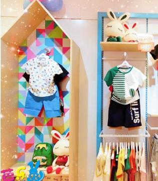 童装品牌太多太难选 加盟芭乐兔是个好选择