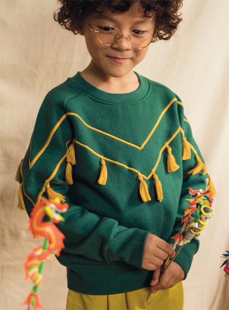 国际童装品牌Hannah & Tiff 给宝宝一个舒适的童年