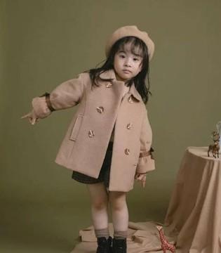 恰贝贝冬装有新品 神仙颜值外套你值得拥有