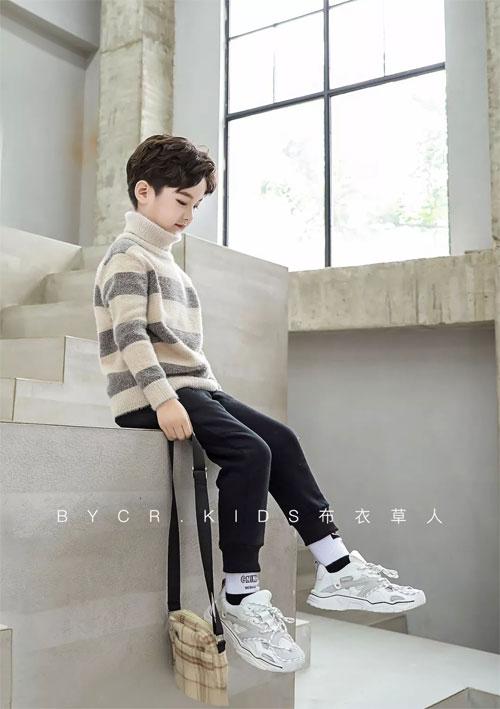 B.YCR新品上线 冬季时尚风向标看这里!