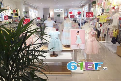 快时尚童装店怎么开? 快来了解可趣可奇