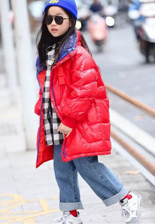 T&S潮童羽绒・释放激情 点燃冬日万圣节快乐