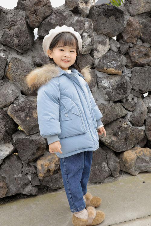 面包服流行进行时 解锁女童可爱秋冬穿搭