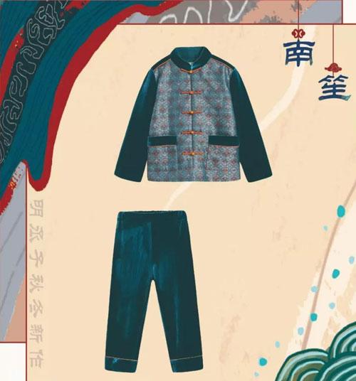 秋冬上新 明丞子x南笙系列 传统手工服装技艺