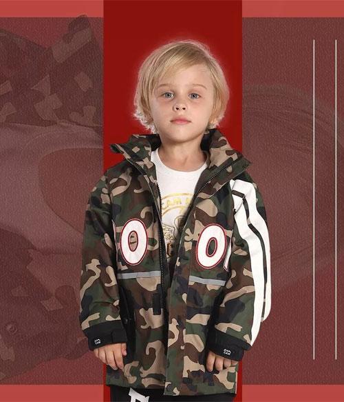 三合一多穿冲锋衣 这样搭配最时髦!