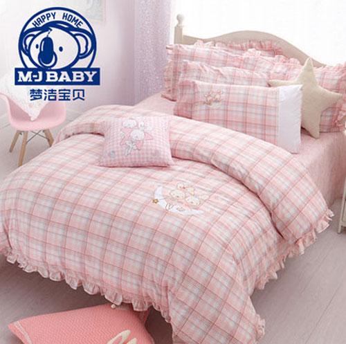 呵护宝宝安睡 就到梦洁宝贝选好床