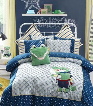 呵护宝贝安睡 就到梦洁宝贝选好床