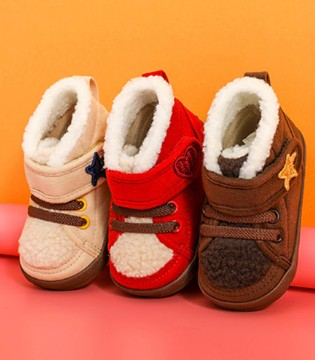 moonstar学步鞋 来引导宝宝正确的步姿