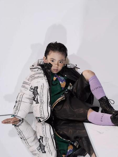 Outride越也童装品牌一种自信和坚毅的生活态度
