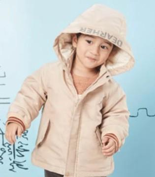 Dearher  你的宝宝需要一件这样的外套