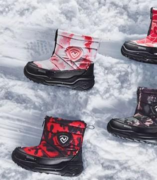 寒流来袭  Northlandkids加绒小棉靴温暖上线