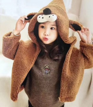 冷空气来袭 宝宝的毛衣外套你准备好了吗?