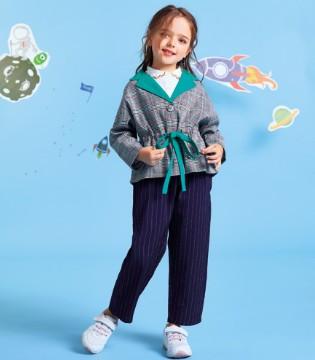 冬季儿童御寒装 欧布豆童装来呵护!