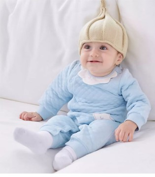 是谁偷偷藏衣服中 探秘婴童穿着安全科技
