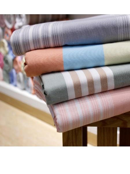 花样时光-两宜纯棉手织粗布床品