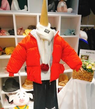 让可米芽带你看看冬日那些充满活力的衣服吧