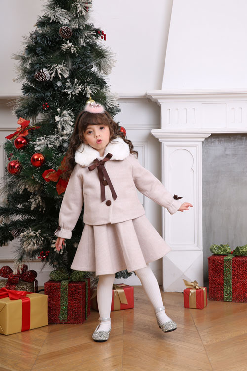 圣诞节的仪式感在哪里?这样穿搭超有节日氛围