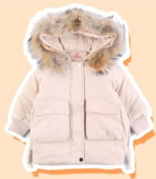 这三套棉袄颜值超高还抗冻 孩子怕冷就该这么穿!