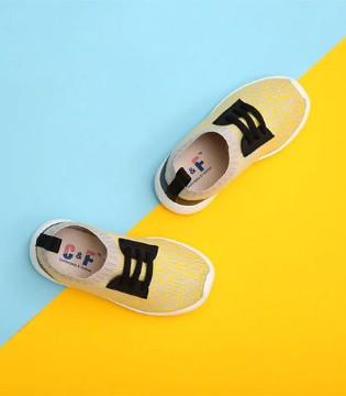 萌宝必备单品 潮流又舒适的运动童鞋