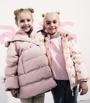 很适合娇小可爱的孩子  粉色系衣服推荐