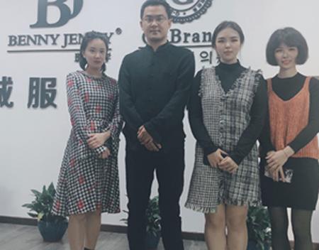 辞旧迎新 BennyJenny/班妮童学预祝大家春节快乐