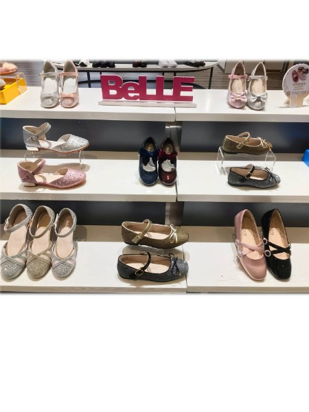 百丽童鞋品牌2020春夏新品