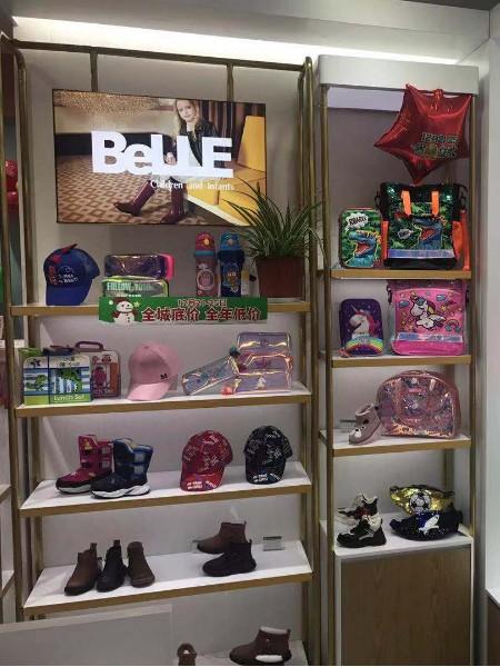 百丽童鞋为每个孩子提供时尚、潮流、创新、舒适、百搭的搭配理念
