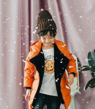 冬天小朋友的帅气时髦穿搭 思宾服饰童装为你演绎