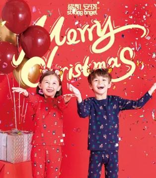 stking angel 陪你一起点亮圣诞惊喜!